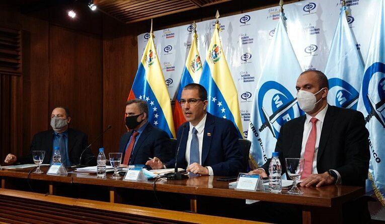 """Presentarán informe """"La Verdad de Venezuela sobre DDHH"""" en organismos internacionales"""