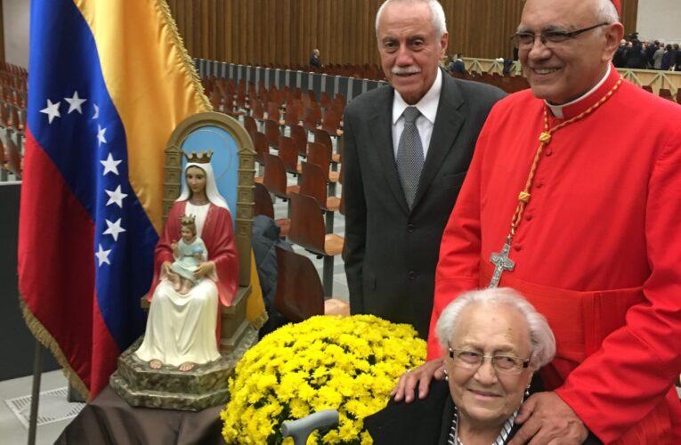 Murió madre del cardenal Baltazar Porras