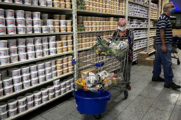 Cesta alimentaria de agosto costó más de Bs 91 millones