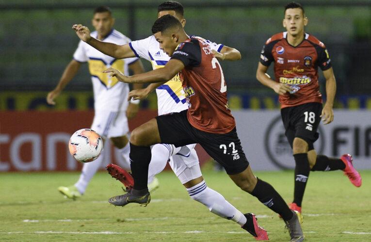 Regresa la Libertadores bajo la amenaza del Covid