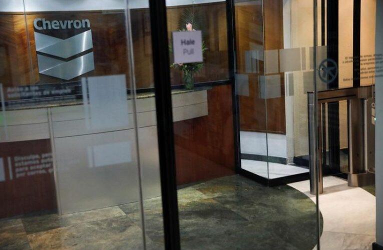 Despedidos 20 trabajadores de Chevron en Venezuela por reestructuración