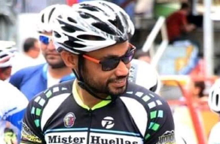 Detienen a ciclista por grabar represión