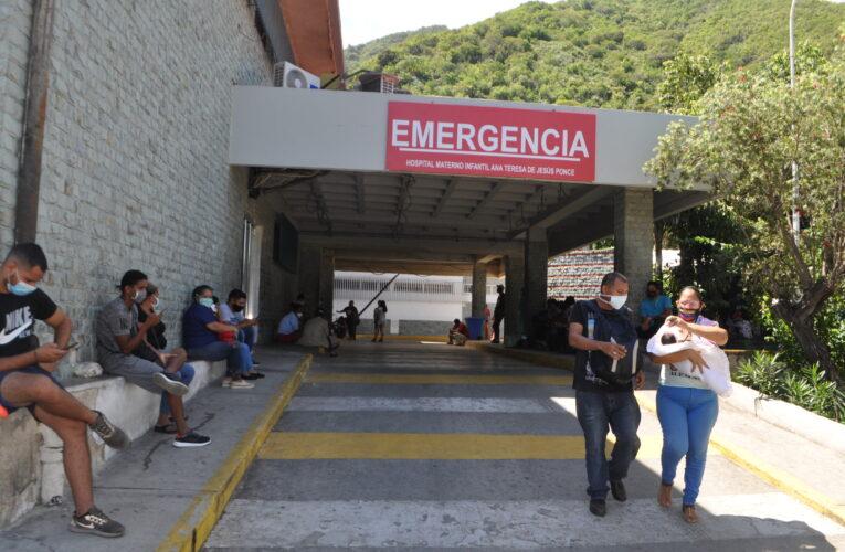 En la Maternidad de Macuto disponen de 32 camas para hospitalización