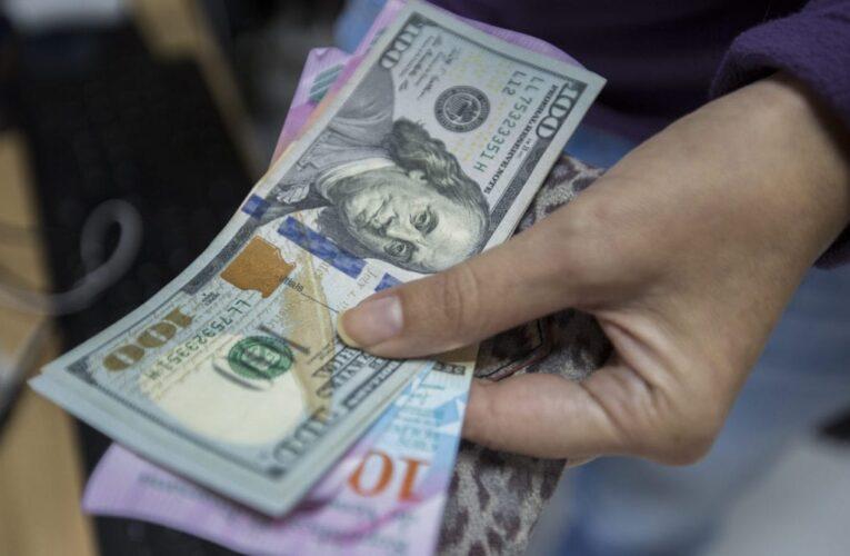 Dólar paralelo se cotiza en Bs. 417.004,46
