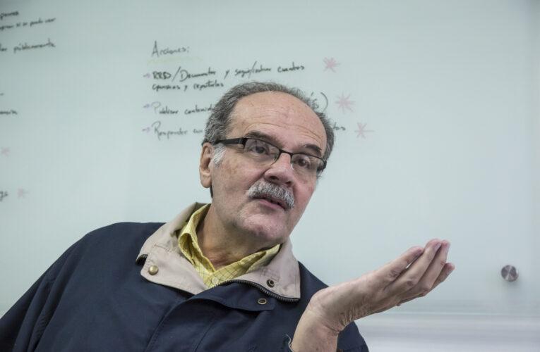 Ochoa Antich: Votar es el escenario privilegiado para resolver problemas