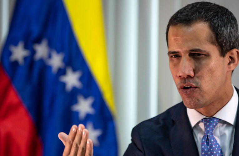 Guaidó plantea Gobierno de Emergencia Nacional para paliar la escasez de gasolina