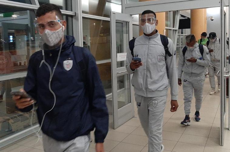 Tres casos de Covid en Estudiantes de Mérida