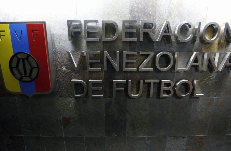 La FIFA toma el control de la FVF