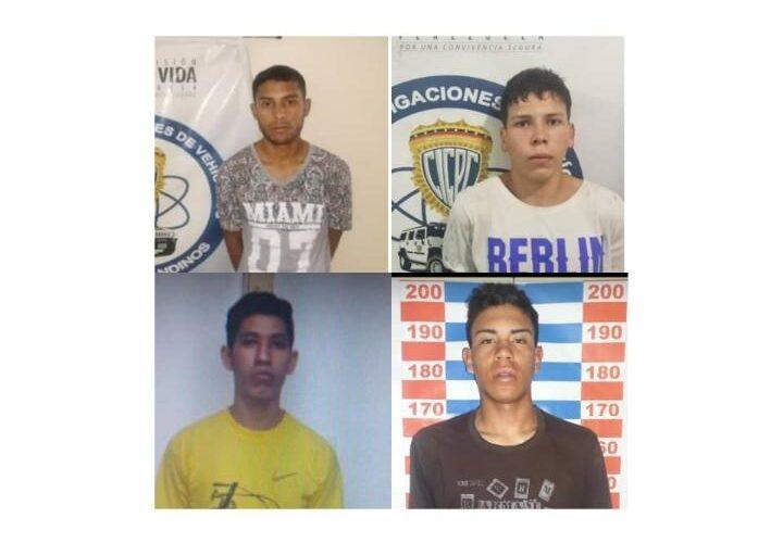 Cuatro fugados del Cicpc en Los Teques