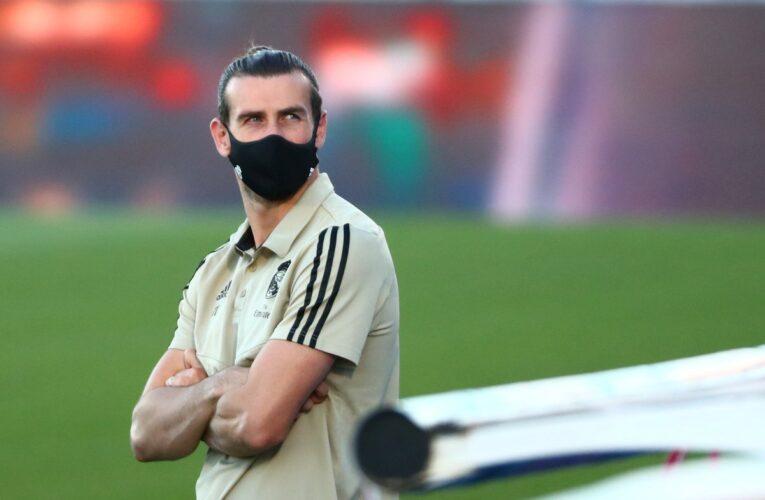 Bale negocia salida del Real Madrid