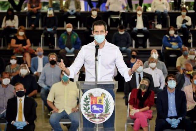 Guaidó: Consulta popular será una protesta