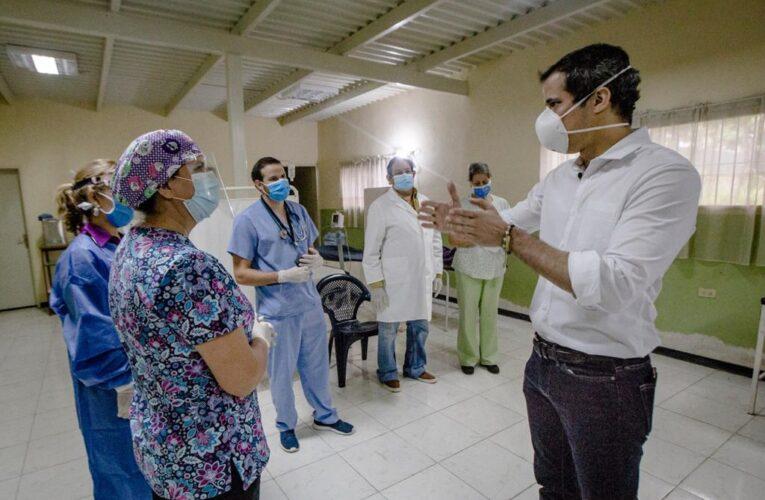 Más de 39.000 Héroes de la Salud recibieron sus 100 dólares