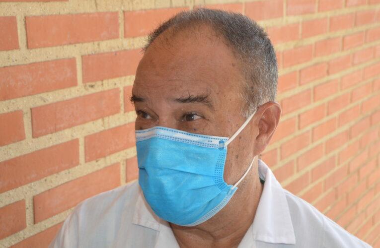 21 camas y tres respiradores hay disponibles en el Periférico de Pariata