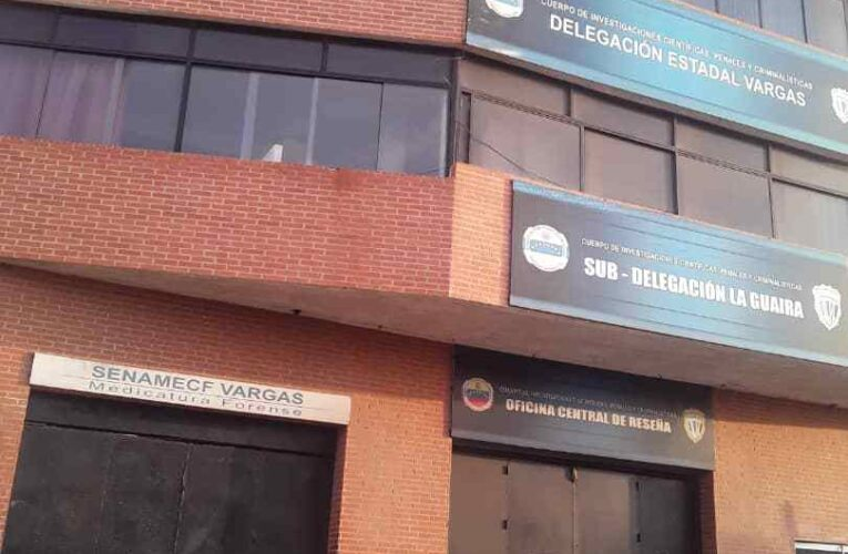 Presos cuatro extorsionadores en La Guaira