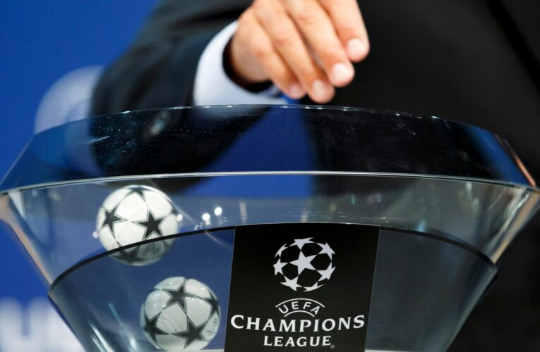 Definen bombos para la Champions