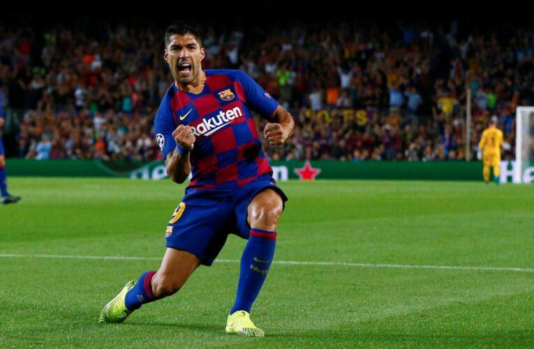 Luis Suárez cerca de fichar con el Atlético