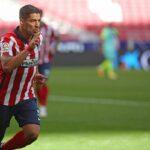 Suárez debuta a lo grande con el Atlético