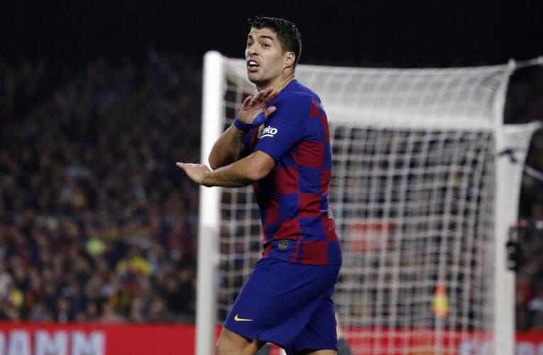 Luis Suárez a un paso de la Juventus