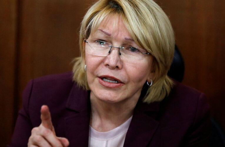 """Luisa Ortega: """"Es inminente que la Corte Penal Internacional actúe"""""""