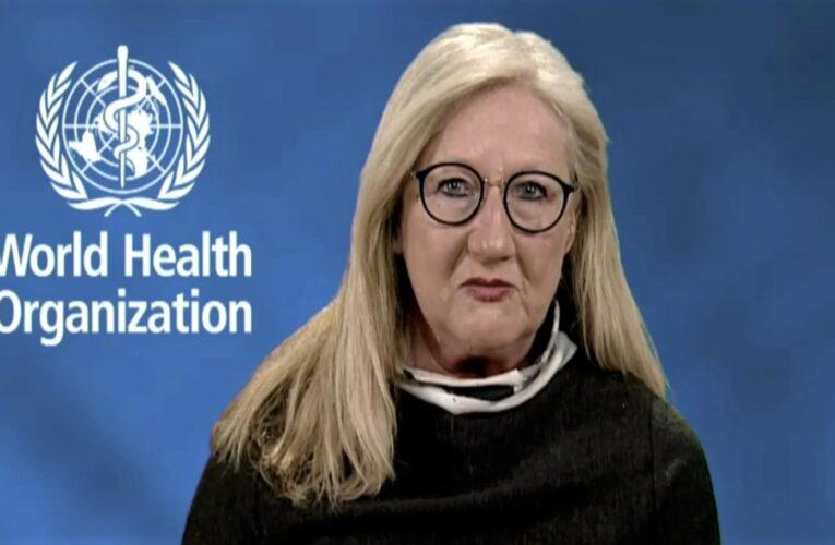 OMS: No habrá vacunaciones masivas hasta mediados de 2021
