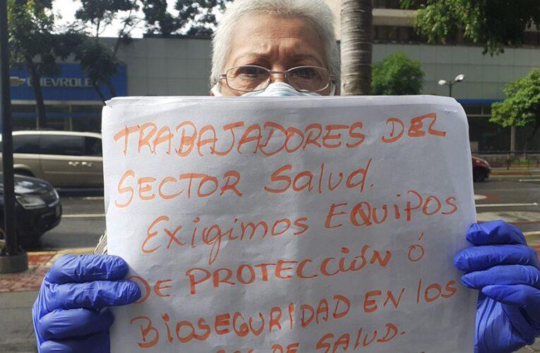 Al menos 163 trabajadores de la salud han muerto por Covid