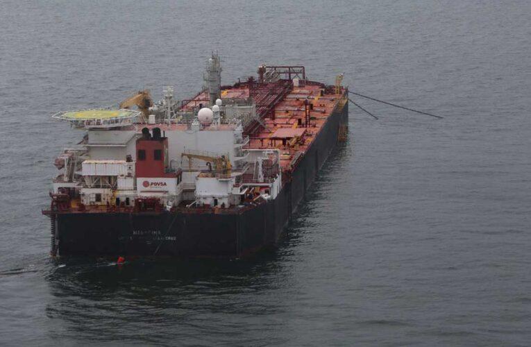 Pdvsa y Eni evalúan como sacarle el petróleo al Nabarima antes que se hunda