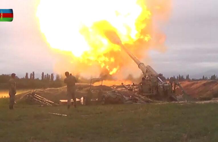 Asciende a 95 los muertos en conflicto en Nargono Karabaj