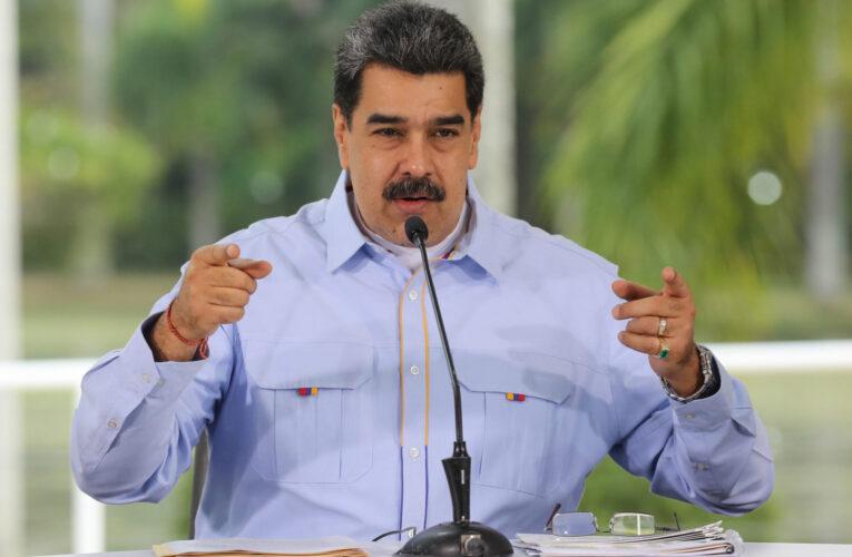 """Maduro: """"Detuvimos a un espía estadounidense en Falcón"""""""