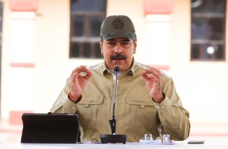 Maduro: Venezuela está aplanando la curva del coronavirus