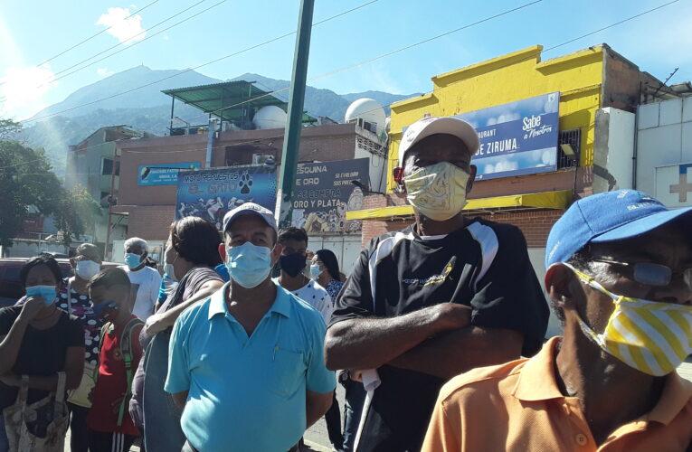 Ruta Catia la Mar-Caribe tuvo menos de 15 autobuses