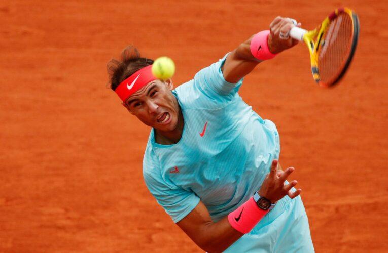 Nadal y Serena debutan plácidamente en Francia