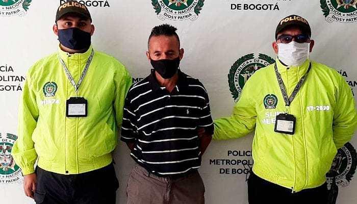 Capturado asesino de venezolana en Bogotá