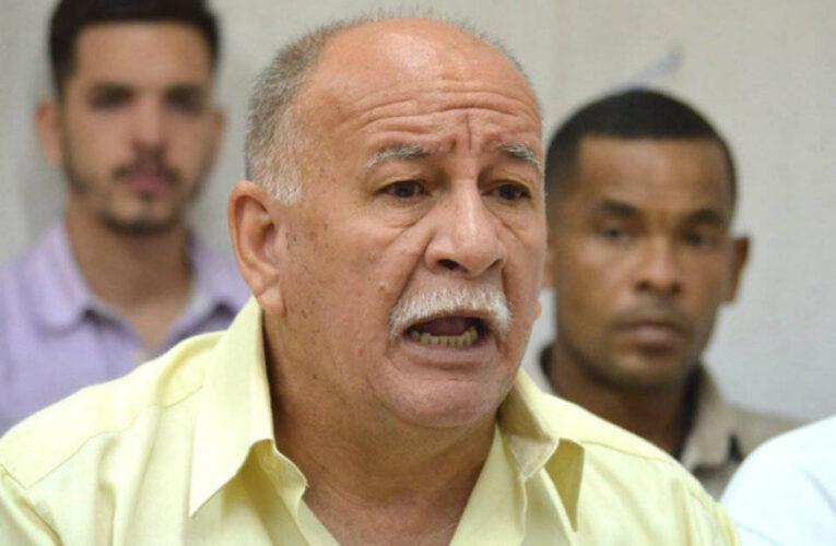 Rubén González exigió a Padrino López liberar a presos políticos
