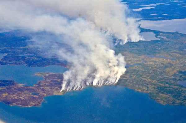 Incendios siguen consumiendo el Amazonas