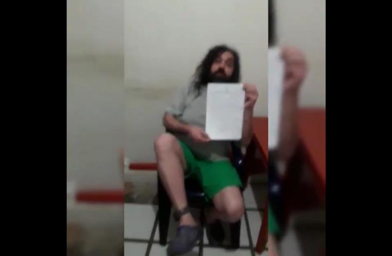 "Abdalá Makled: ""Tengo dos boletas de excarcelación pero no me liberan"""