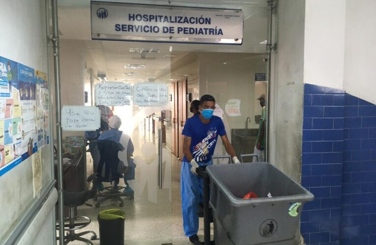 Obstrucción intestinal y sepsis son los casos más frecuentes en pediatría del Seguro