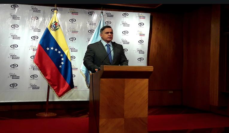 MP investigará presunta red criminal impulsada por Guaidó