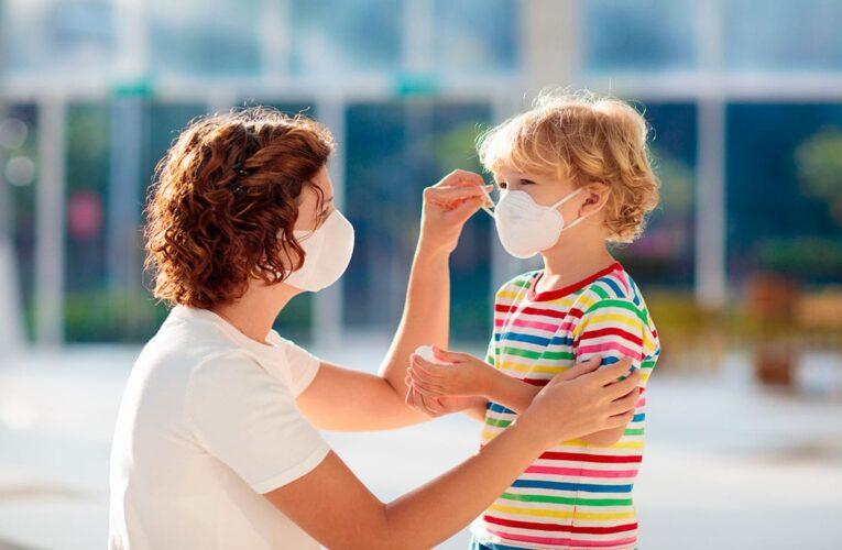 Medio millón de niños diagnosticados con Covid en EEUU