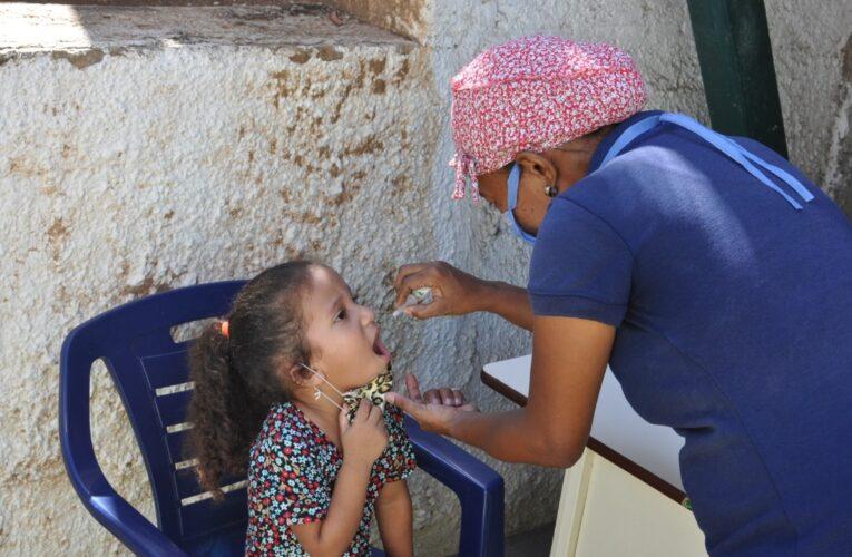 Reanudan jornada de vacunación en el ambulatorio Omar Zambrano