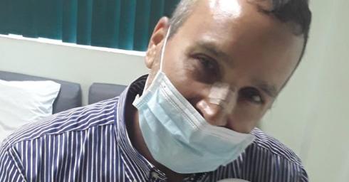 Odontólogo Arrieta sufrió traumatismo craneoencefálico al ser detenido por PNB