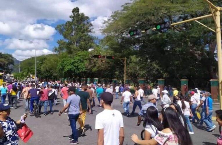 Protestas en Yaracuy dejan 31 detenidos
