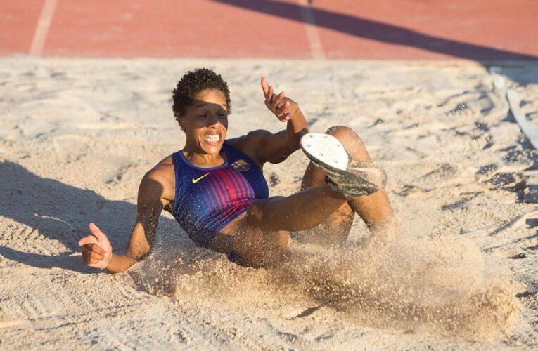 Yulimar Rojas obtiene la mejor marca mundial en triple salto