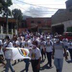 Adecos recorrieron Caraballeda para motivar el voto