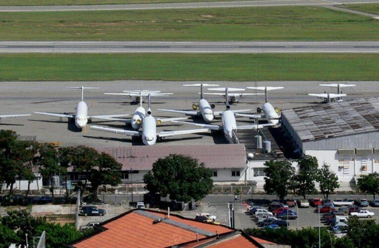 Inac extiende restricción de vuelos hasta el 12 de octubre
