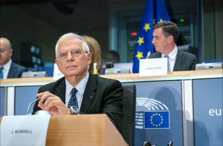 Borrell envió delegación a Caracas para plantear postergación de elecciones