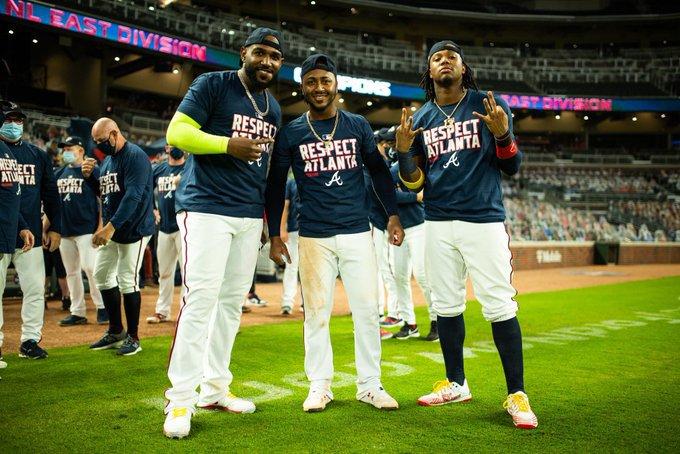 Atlanta conquista tercer título divisional consecutivo