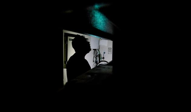 Siguen sin luz algunas zonas de Caracas