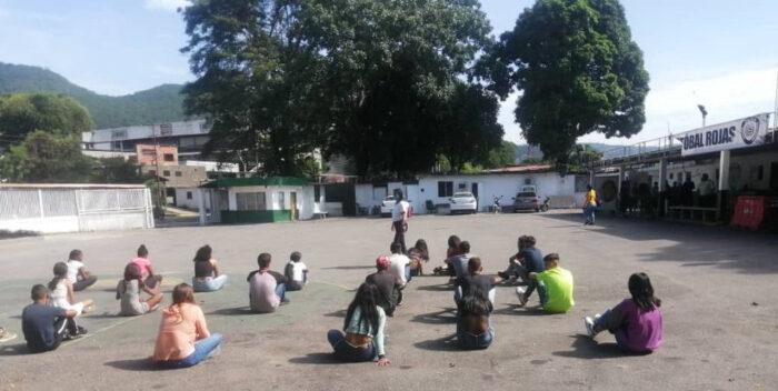 28 detenidos en Charallave por coronaparty
