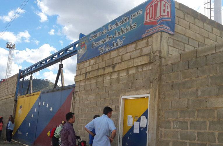 Murió un preso con tuberculosis en cárcel de Guárico