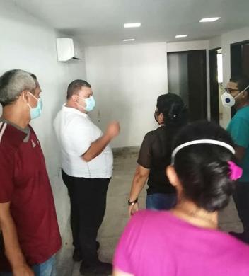 Farmacia Comunitaria funcionará en el Periférico de Pariata